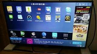 🚚 二手 42吋 禾聯 智慧型 二代聯網 液晶電視 新款 薄型 原廠保固 至 2020年6月份