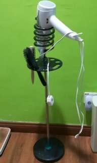 Hair dryer and combs stand / ,holder