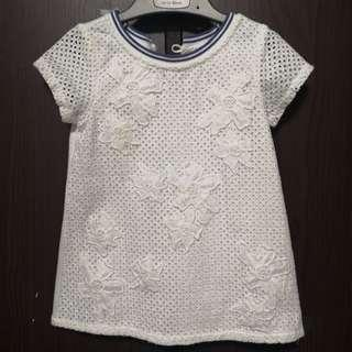 Gingersnaps Baby Dress (price is fixed)
