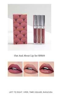 Colourpop liquid lipstick (3 stick)