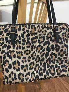 Kate Spade Leopard Print Bag