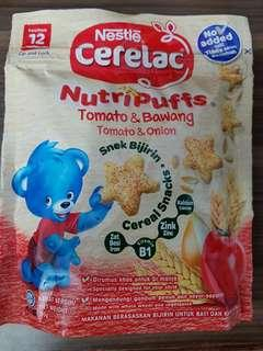 Cerelac NutriPuff (Tomato & Onion)