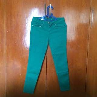 DOWNPRICE!!! Jegging (Green)
