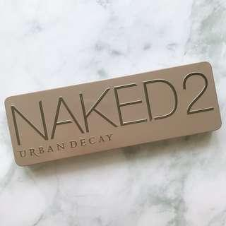 (Used) Urban Decay Naked 2 Palette