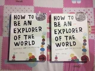 Keri Smith NEW - How to be An Explorer of the World