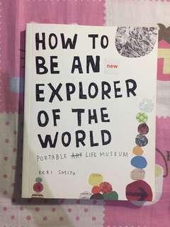 Keri Smith (Udah Dinamain) - How to be An Explorer of the World