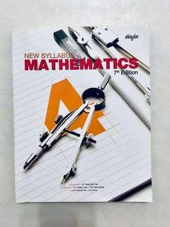 Sec 4 New Syllabus Mathematics 7th Edition