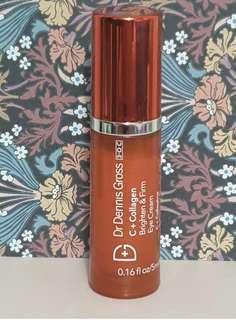 Dr Dennis Gross C + Collagen Brighten + Form Eye Cream 5ml