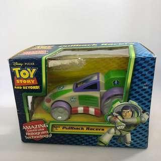 絕版!!Toystory 巴斯光年玩具車