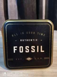 Fossil Vintage Watch Box Original
