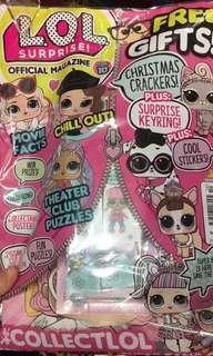 🌈lol surprise magazine 雜誌禮物包