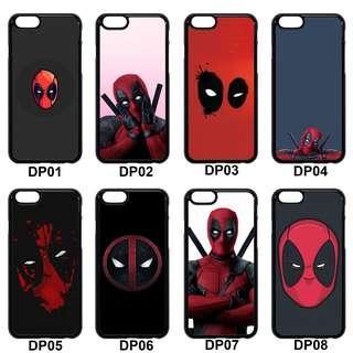 🚚 Deadpool Phone Case
