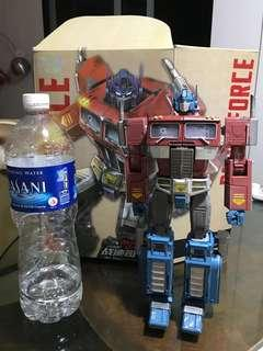 Transformer MPP10-Z Optimus Prime Battle Damage Weijiang
