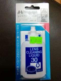 HAKUBA Lens Cleaning Liquid 鏡片清潔液 30cc