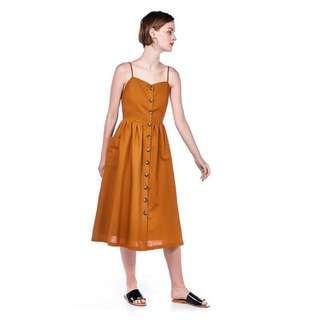 TEM Valda Button-Down Dress