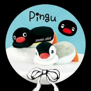 日版Pingu x Pinga公仔♡日本限定 FuRyu/企鵝家族/聖誕Penguin/plush/soft toy/kids Doll/cushion/accessories/Christmas