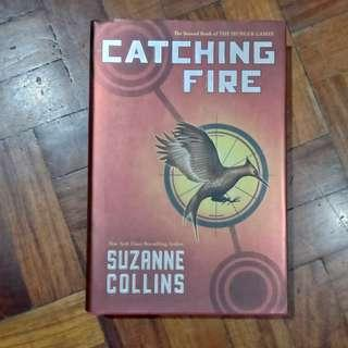 Catching Fire (Hunger Games Book 2)