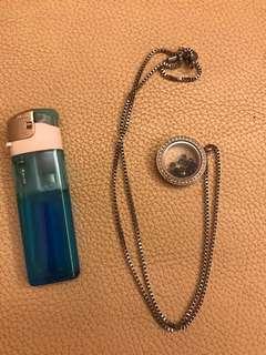藍寶石項鍊