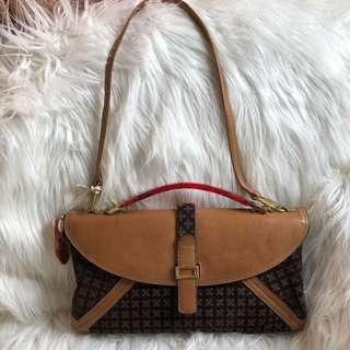 Sale..Vintage 2 Way Bag