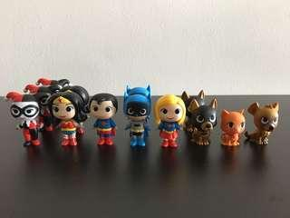 Funko Mystery Minis Series 3 - Superheroes & Pets