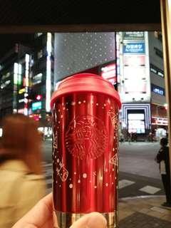 Starbucks 杯 日本冬季限定