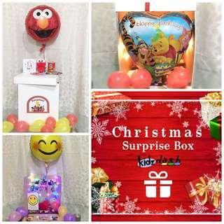 🚚 Christmas Surprise