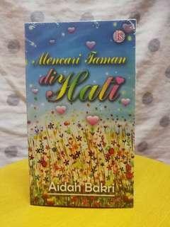 Novel Mencari Taman Di Hati #BlackFriday100