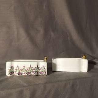 🚚 歐式迷你浴缸 放飾品 珠寶盒