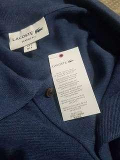 Polo Lacoste New Original