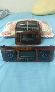 Switch aircond w220