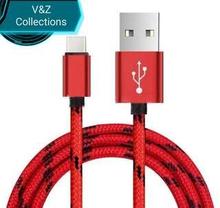 Fast Charging Cable 1m