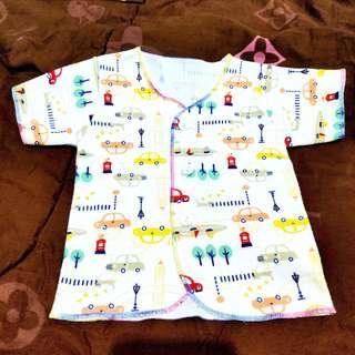 Preloved Kaos Baju Bayi Libby Newborn Usia 0-3Bulan