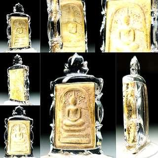 Thai amulet case wrapping