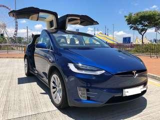 Tesla Model X 75D 2017