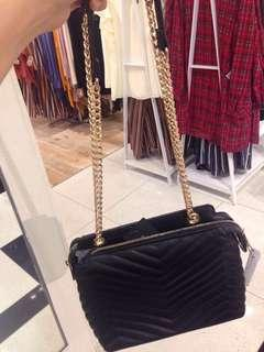 Forever 21 Quilted Sling Bag