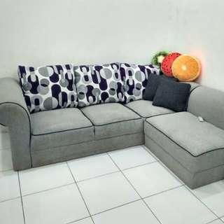 Sofa l bisa kredit bunga 0%