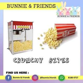 Popcorn/Cotton Candy/Waffle Machine Rental