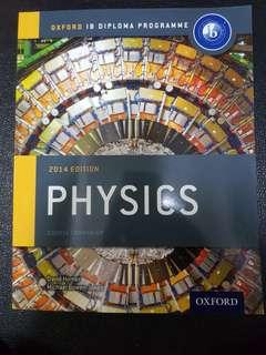 Oxford IBDP - Physics course companion