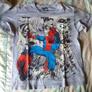 3D Glow Shirt From Marvel Superheroes