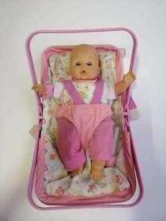 #prelovedwithlove doll