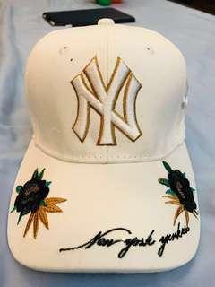 🚚 M L B 棒球帽 NY 字 刺繡款 全新
