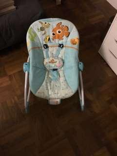Baby Rocking Chair finding nemo