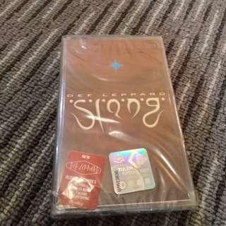 Def leppard - slang cassette