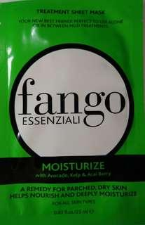 Fango Ezzentiali Treatment Sheet Mask (Moisturize)