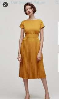 Our Second Nature Boat Neck Dress