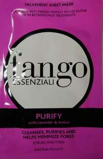 Fango Ezzentiali Treatment Sheet Mask (Purify)