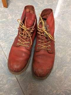 US 8 1/2 Red Wing (連盒)