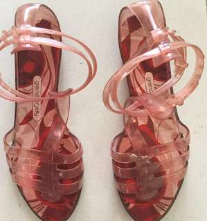 6ec40f46a8ba Grendha Jelly Sandals