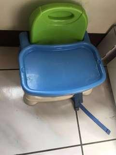 費雪餐椅套組