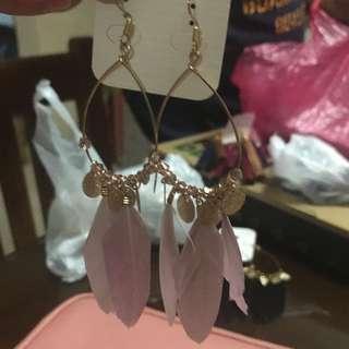 Feather Tassel Earrings (100 Each!!)
